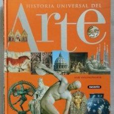 Libros de segunda mano - Historia Universal del Arte. Mary Hollingsworth. Susaeta. 2007. A color. 505 pág. Muy buen estado! - 103187875
