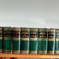 Libros de segunda mano: JANE GREY OBRAS COMPLETAS 8 TOMOS 1959, JUVENTUD ED. CLÁSICOS Y MODERNOS . Lote 103199778