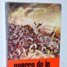 Libros de segunda mano: GUERRA DE LA INDEPENDENCIA 1808 – 1814. VOLÚMEN CUARTO.- CAMPAÑA DE 1809. Lote 103251379