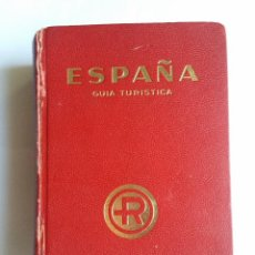 Libros de segunda mano: GUIA TURISTICA ESPAÑA REPSOL. REPESA.1964 5 ª EDICION.1091 PÁGINAS. Lote 103279315