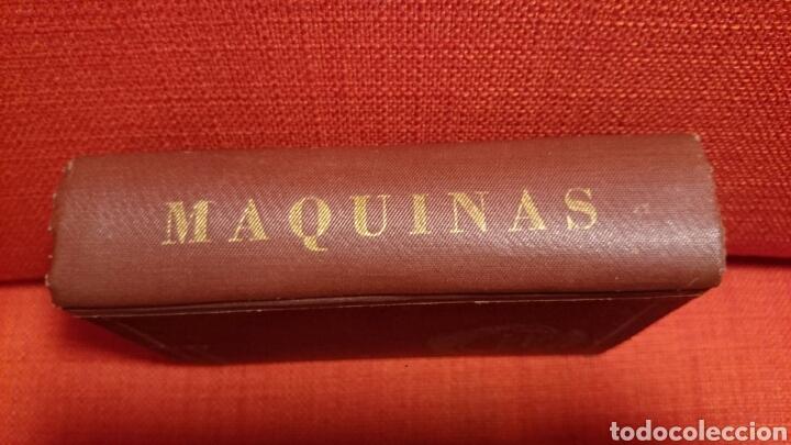 Libros de segunda mano: CASILLAS.MAQUINAS. CALCULOS DE TALLER.Edición Hispano Americana 1953. - Foto 2 - 103342098