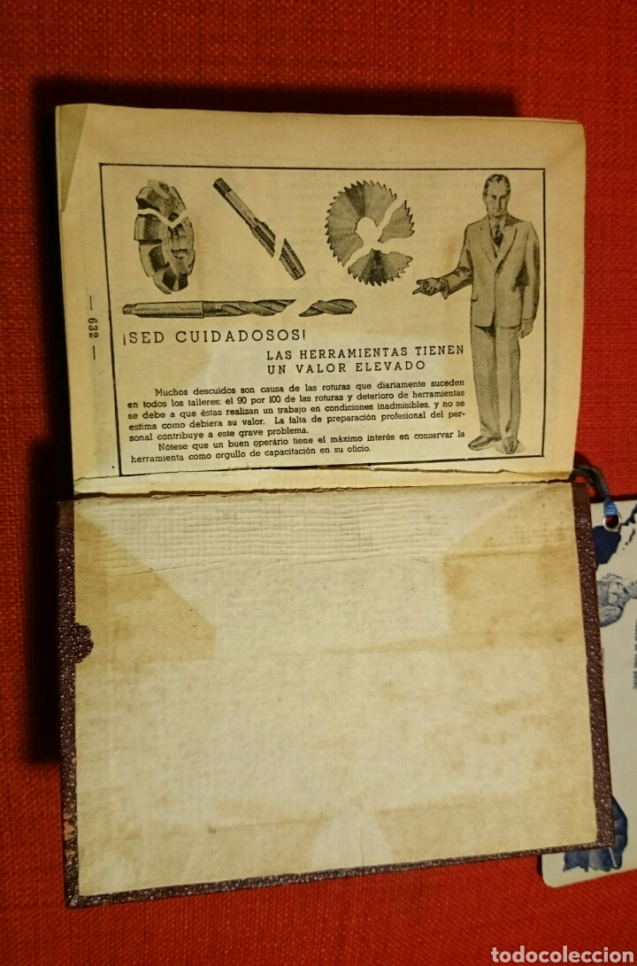 Libros de segunda mano: CASILLAS.MAQUINAS. CALCULOS DE TALLER.Edición Hispano Americana 1953. - Foto 7 - 103342098