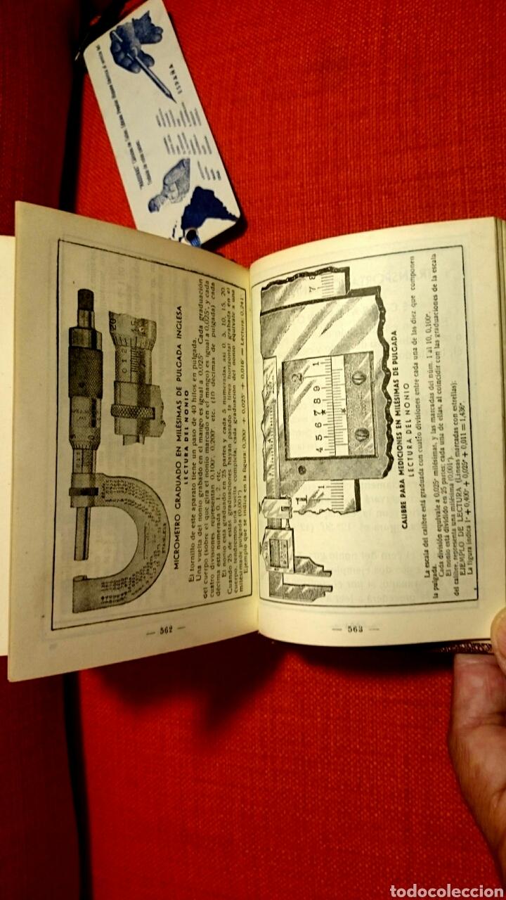 Libros de segunda mano: CASILLAS.MAQUINAS. CALCULOS DE TALLER.Edición Hispano Americana 1953. - Foto 8 - 103342098