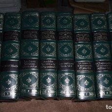 Libros de segunda mano: HISTORIA DE ESPAÑA 10 TOMOS.. Lote 103366687