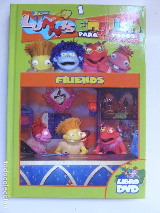 LUNNIS ENGLISH. FRIENDS. 1 (VIENE CON EL CD) (Libros de Segunda Mano - Literatura Infantil y Juvenil - Otros)