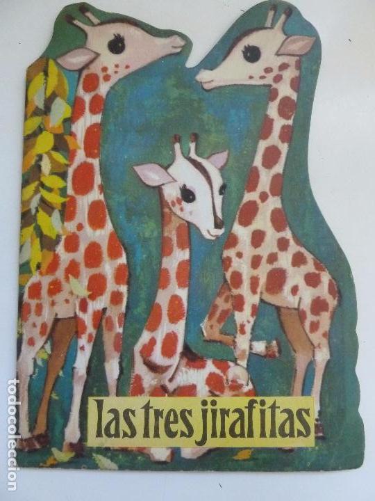 LAS TRES JIRAFITAS. (Libros de Segunda Mano - Literatura Infantil y Juvenil - Otros)
