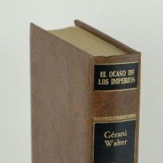 Libros de segunda mano: LA DESTRUCCIÓN DE CARTAGO 264-146 A.J.C-GÉRARD WALTER-ED.MARTINEZ ROCA 1963. Lote 103633619