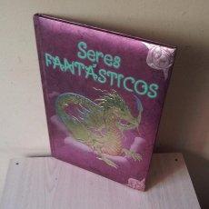 Libros de segunda mano: AMADEO DE SANTIS - SERES FANTASTICOS DE LA COLECCION SERES FANTASTICOS Y MITOLOGICOS - SUSAETA . Lote 141679370