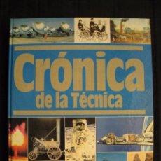 Libros de segunda mano: CRONICA DE LA TECNICA - 1910-1975 - Nº 3 - PLAZA & JANES EDITORES.. Lote 103691959