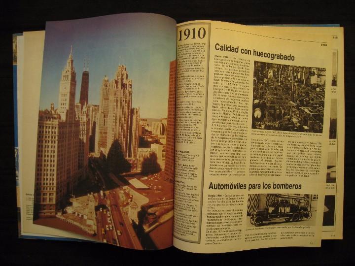 Libros de segunda mano: CRONICA DE LA TECNICA - 1910-1975 - Nº 3 - PLAZA & JANES EDITORES. - Foto 6 - 103691959