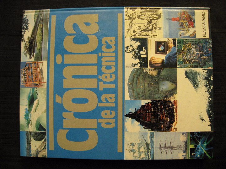 Libros de segunda mano: CRONICA DE LA TECNICA - 1910-1975 - Nº 3 - PLAZA & JANES EDITORES. - Foto 14 - 103691959