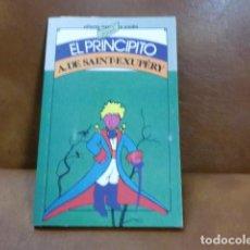 Libros de segunda mano: LIBRO: EL PRINCIPITO. Lote 103693047