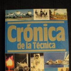 Libros de segunda mano: CRONICA DE LA TECNICA - 1975-1988 - Nº 4 - PLAZA & JANES EDITORES.. Lote 103693119