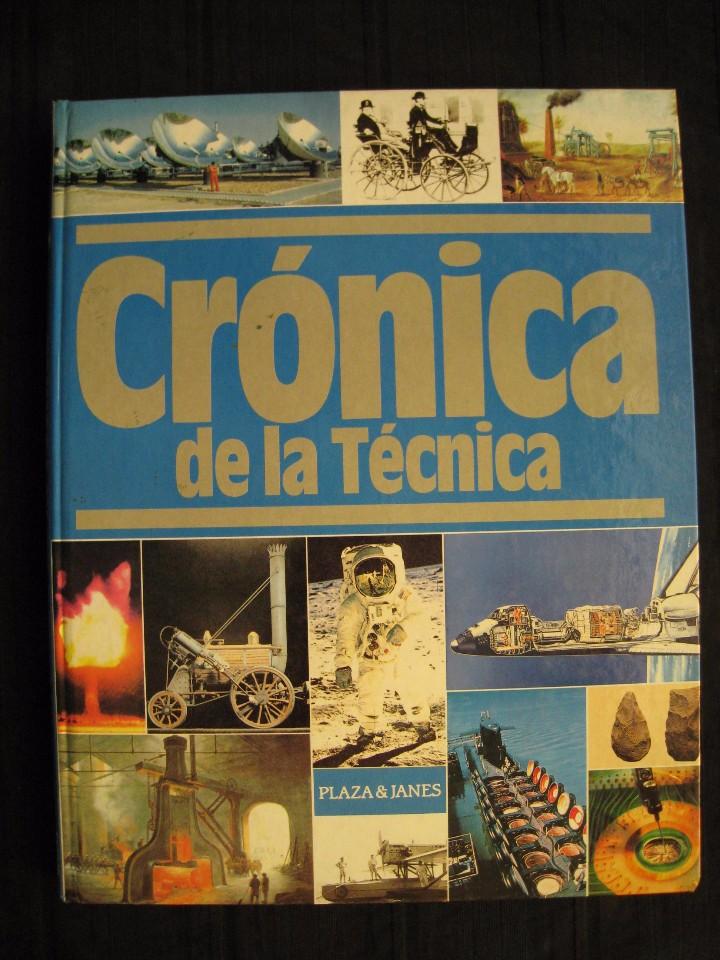 Libros de segunda mano: CRONICA DE LA TECNICA - 1975-1988 - Nº 4 - PLAZA & JANES EDITORES. - Foto 2 - 103693119