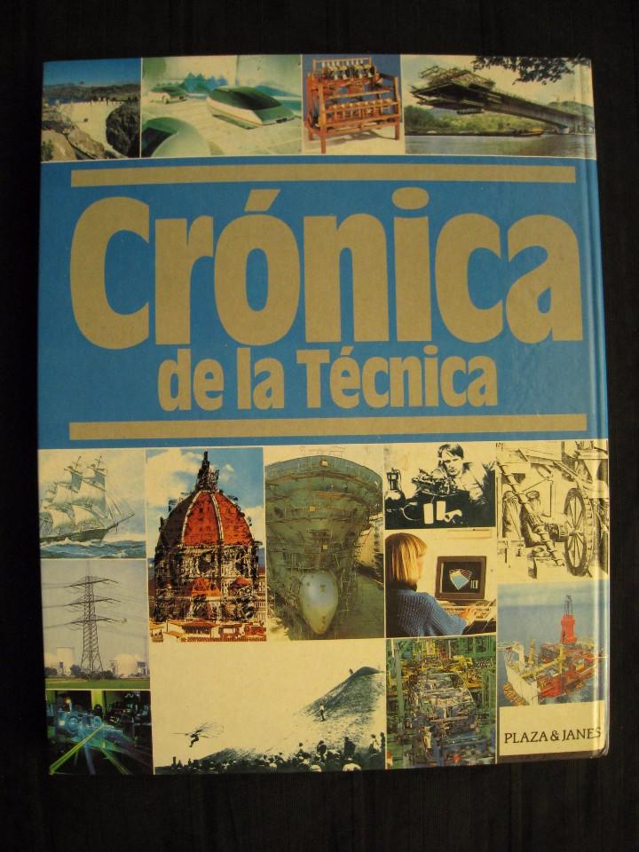 Libros de segunda mano: CRONICA DE LA TECNICA - 1975-1988 - Nº 4 - PLAZA & JANES EDITORES. - Foto 12 - 103693119