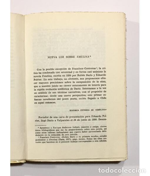 Libros de segunda mano: TEMAS DEL MODERNISMO HISPÁNICO Y OTROS ESTUDIOS - Foto 3 - 103695023
