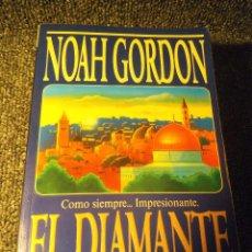 Libros de segunda mano: EL DIAMANTE DE JERUSALEN. Lote 103702199