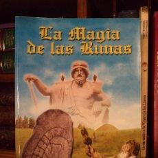 Libros de segunda mano: LA MAGIA DE LAS RUNAS. AUN WEOR, SAMAEL. CENTRO ESTUDIOS AUTOCONOCIMIENTO. 2005. ISBN 8488416377. Lote 103703227