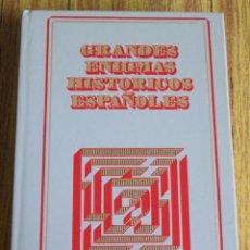 Libros de segunda mano: EL TRIBUNAL DE LOS TUMULTOS - ¿QUE PASO EN LA BATALLA DE GUADARRAMA? - EL ÁRBOL DE GUERNICA - LOS OR. Lote 103712015