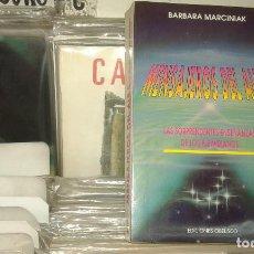 Libros de segunda mano: MENSAJEROS DEL ALBA BARBARA MARCINIAK. Lote 103750407