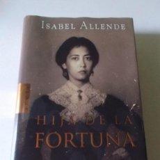 Libros de segunda mano: ISABEL ALLENDE HIJA DE LA FORTUNA 1999 ARETE. Lote 103768215