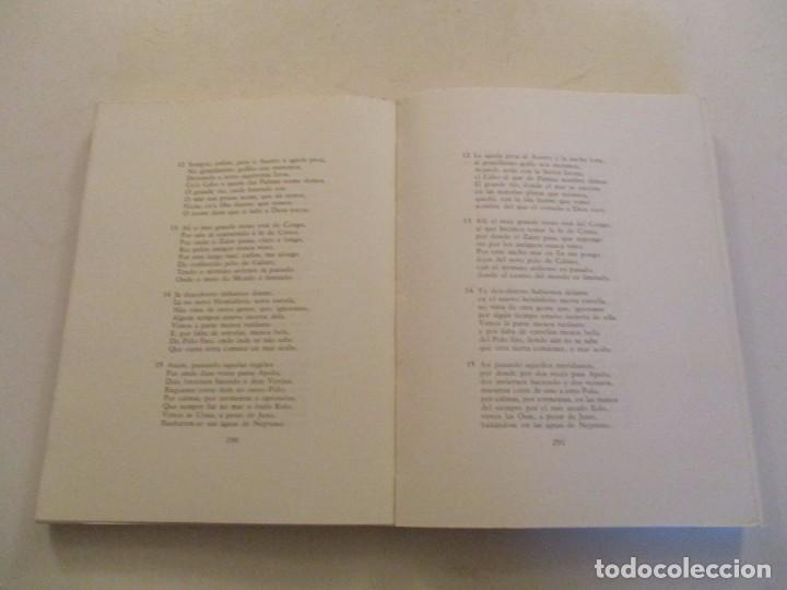 Libros de segunda mano: LUIS DE CAMOÊS. Os Lusiadas. Edición bilingüe. Facsímil. RM84430. - Foto 5 - 103773259