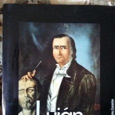 Libros de segunda mano: LUJÁN PEREZ, BIBLIOTECA DE ARTISTAS CANARIOS (ARTE, CANARIAS).. Lote 140537488