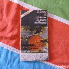 Libros de segunda mano: EN BUSCA DE ABRAXAS / N.DRURY & S.SKINNER ED. FELMAR 1975 162PP. Lote 103935231