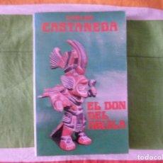 Libros de segunda mano - El don del aguila Carlos Castaneda Editorial: Eyras, España (1982) 292pp - 121076392