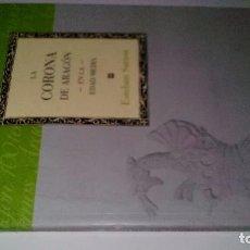 Libros de segunda mano: LA CORONA DE ARAGON EN LA EDAD MEDIA-ESTEBAN SARASA-DIRECCION G. FATAS Y M. SILVA-CAI100. Lote 104007319