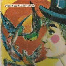 Libros de segunda mano: FROILAN, EL AMIGO DE LOS PÁJAROS, JOSÉ JAVIER ALEIXANDRE. EDITORIAL MARFIL 1968. (P/B20). Lote 104144567