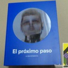 Libros de segunda mano: VARIOS AUTORES: EL PRÓXIMO PASO. LA VIDA EXPONENCIAL. Lote 104274799