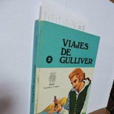 Libros de segunda mano: GULLIVER EN LILIPUT. SWIFT, JONATHAN. ED. SUSAETA. MADRID 1969. Lote 104280923