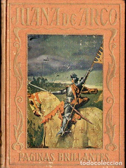 ARALUCE : JUANA DE ARCO (1940) (Libros de Segunda Mano - Literatura Infantil y Juvenil - Otros)