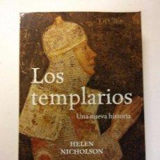 Libros de segunda mano: HELEN NICHOLSON. LOS TEMPLARIOS. EDITORIAL PLANETA. Lote 104295955
