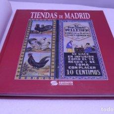 Libros de segunda mano: TIENDAS DE MADRID - LUIS AGROMAYOR - SUSAETA. Lote 104316155