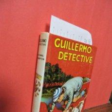 Libros de segunda mano: GUILLERMO DETECTIVE. CROMPTON, RICHMAL. ED. MOLINO. BARCELONA 1980. Lote 180227938