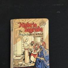 Libros de segunda mano: HISTORIA SAGRADA. Lote 104350491