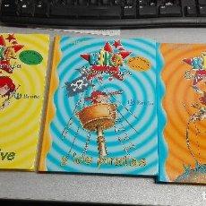 Libros de segunda mano: KIKA SUPERBRUJA Nº 1, 2, 3: KIKA DETECTIVE, KIKA Y LOS PIRATAS, KIKA Y LOS INDIOS / KNISTER / BRUÑO . Lote 104352055