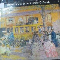 Libros de segunda mano: ESCUDO Y TOPONIMIA DE BILBAO ANTONIO GUEZALA BIBLIOTECA VASCONGADA VILLAR AÑO 1966. Lote 104360615