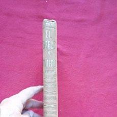 Libros de segunda mano: EL GRECO Y TOLEDO GREGORIO MARAÑON 1960 28 CMS 336 PGS 1800 GRS. Lote 104362691