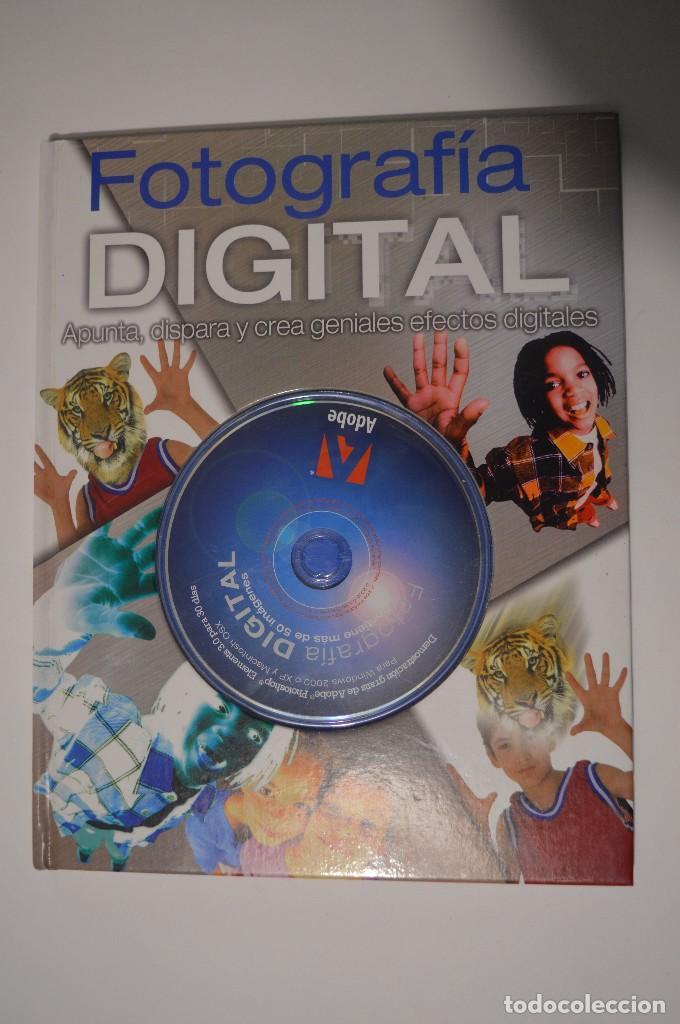 LIBRO FOTOGRAFÍA DIGITAL APUNTA, DISPARA Y CREA GENIALES EFECTOS DIGITALES 2006 DORLING KINDERSLEY (Libros de Segunda Mano - Ciencias, Manuales y Oficios - Otros)