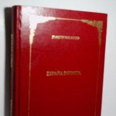 Libros de segunda mano: ESPAÑA INFINITA. BALAGUER JOAQUÍN. 1998. Lote 104455839