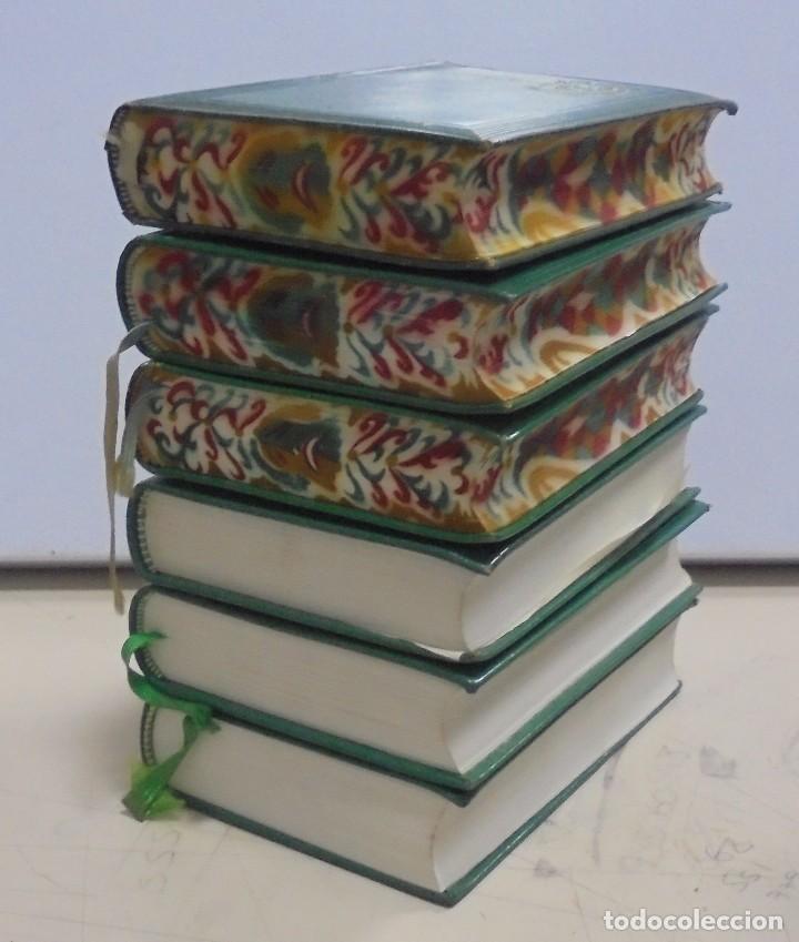 Libros de segunda mano: OBRAS COMPLETAS. JACINTO BENAVENTE. 11 TOMOS. EDITORIAL AGUILAR. 1956. VER CANTOS. - Foto 7 - 153653568