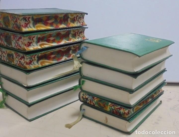 Libros de segunda mano: OBRAS COMPLETAS. JACINTO BENAVENTE. 11 TOMOS. EDITORIAL AGUILAR. 1956. VER CANTOS. - Foto 8 - 153653568