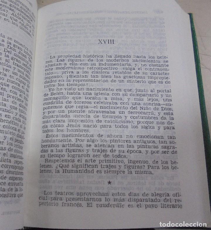 Libros de segunda mano: OBRAS COMPLETAS. JACINTO BENAVENTE. 11 TOMOS. EDITORIAL AGUILAR. 1956. VER CANTOS. - Foto 9 - 153653568