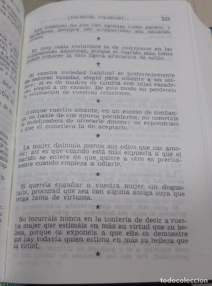 Libros de segunda mano: OBRAS COMPLETAS. JACINTO BENAVENTE. 11 TOMOS. EDITORIAL AGUILAR. 1956. VER CANTOS. - Foto 11 - 153653568