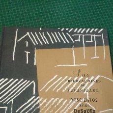 Libros de segunda mano: COLECCIONDE LOS 4 LIBROS DE CAVANILLES COMO NUEVOS. Lote 104736083