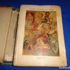 Libros de segunda mano: CUENTOS SELECTOS DE GRIMM- ANTIGUO LIBRO CUENTOS SELECTOS DE GRIMM,VER FOTOS Y DESCRIPCION! SM. Lote 104738775