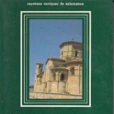 Libros de segunda mano: RUTAS DEL ROMANICO EN LA PROVINCIA DE PALENCIA -- CAYETANO ENRIQUEZ DE SALAMANCA. Lote 104809599